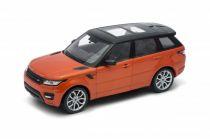 Welly - Rover Range Rover Sport  model 1:24 oranžový