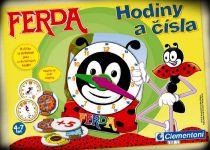 Obrázkové dětské hry - Ferda - Hodiny a čísla