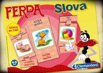 Obrázkové dětské hry - Ferda - Slova
