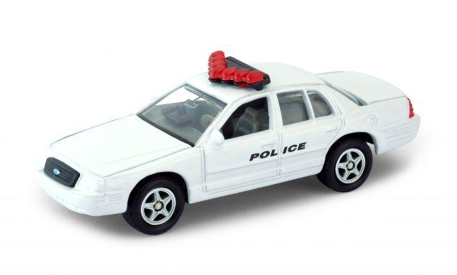 Dřevěné hračky Welly - Ford Crown Victoria (1999) model 1:60