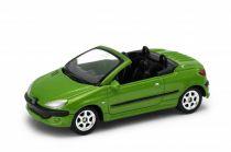 Welly - Peugeot 206CC model 1:60