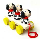 Tahací hračky na liště – PEJSCI