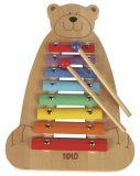 Tidlo Xylofón medvídek