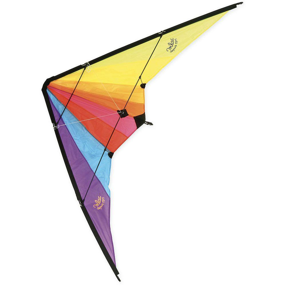 Dřevěné hračky Vilac Létající drak Křídlo s 2 táhly