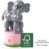 Small Foot Tančící slon