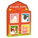 Petitcollage Miniknížky Veselá farma