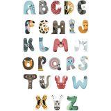 Vilac Zvířátková abeceda 1ks písmenko N