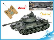 RS Tank na dálkové ovládání model 1:28