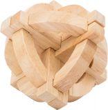 Dřevěné hračky Small Foot Dřevěný hlavolam 1ks číslo 5 Small foot by Legler
