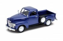 Welly Chevrolet 3100 Pick Up (1953) model 1:24 modrý
