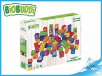 BiOBUDDi Stavebnice Learning To Build Young Ones 60ks