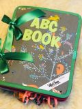 MarEmm Quiet Book ABC Book
