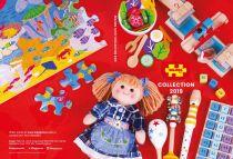 Bigjigs Toys katalog hraček 2019 tištěný