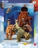 Dino Puzzle doba ledová 40 dílků
