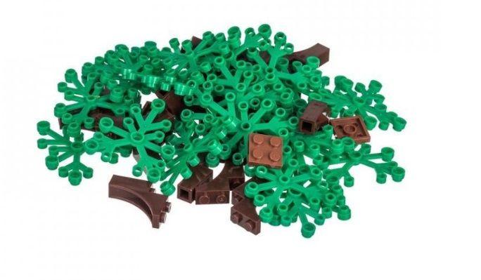 Dřevěné hračky L-W Toys Kreativní set