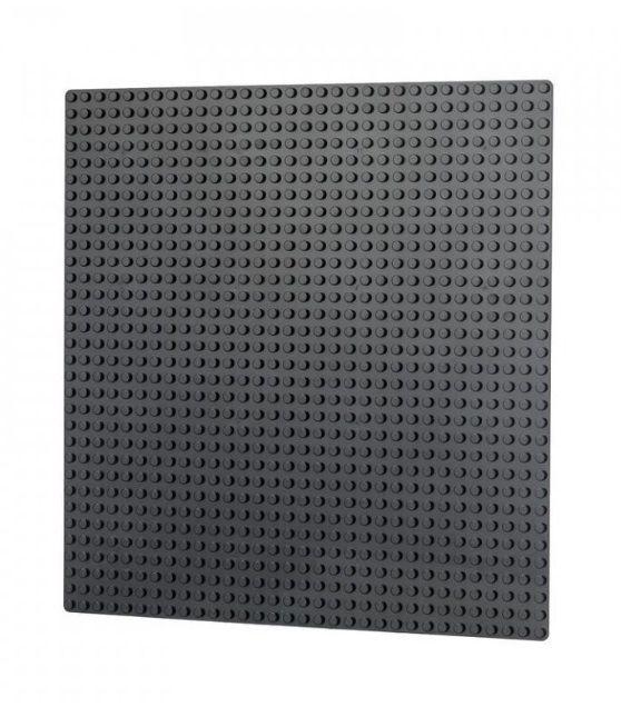Dřevěné hračky L-W Toys Základová deska 32x32 černá