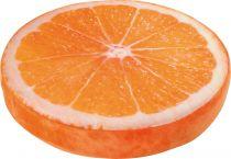 Small Foot Polštář pomeranč