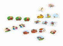 Dřevěné hračky Alexander Hra školou Příběhy
