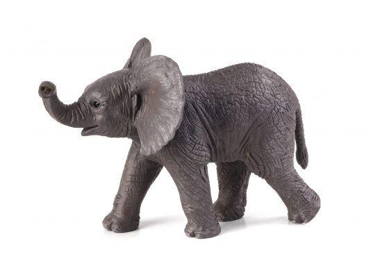 Dřevěné hračky Mojo Animal Planet Slon afický slůně