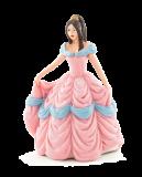 Mojo Animal Planet Princezna s růžovými šaty
