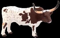 Mojo Animal Planet Texaský dlouhorohý skot