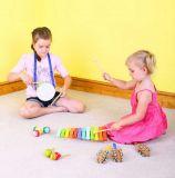 Dřevěné hračky Bigjigs Toys Dřevěný xylofon