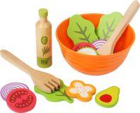Small Foot Set na přípravu salátu