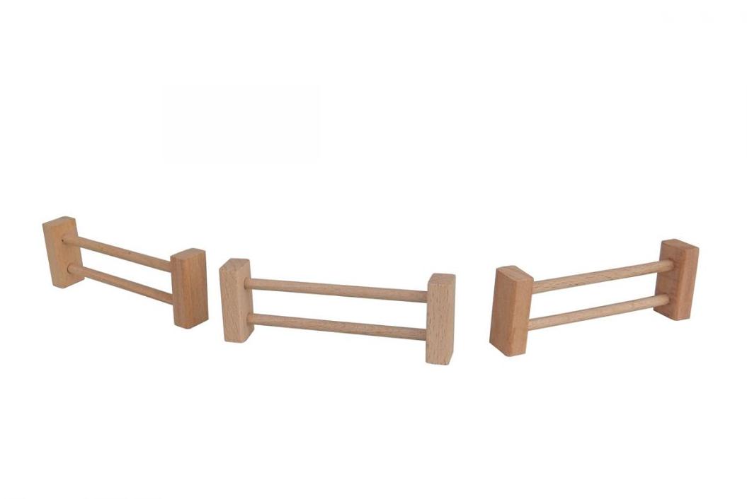 Dřevěné hračky Dřevěná ohrada velká k domečkům Archa Archa program