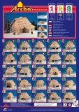 Dřevěné hračky Dřevěná stavebnice Archa 3 Archa program
