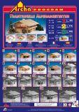 Dřevěné hračky Dřevěná stavebnice Archa Alpen 1 Archa program