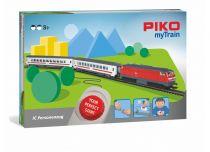 Piko Startovací sada Osobní vlak s dieselovou lokomotivou IC - 57095
