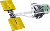 Sluban Space M38-B0731D Satellit D
