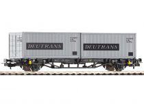 Piko Vagón kontejnerový Lgs579 Deutrans IV - 57747
