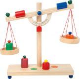 Dřevěné hračky Small Foot Dřevěná páková váha Small foot by Legler