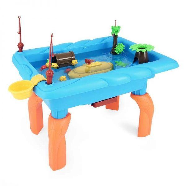 Dřevěné hračky Elektronický vodní svět