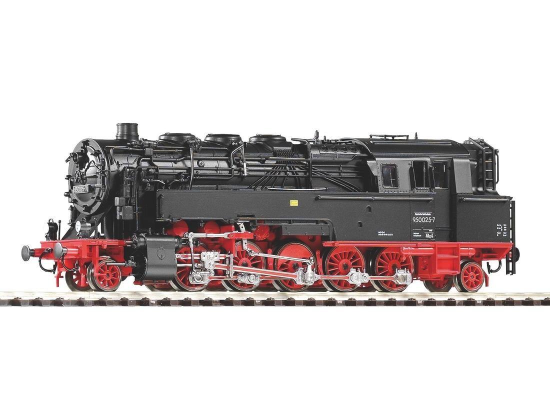 Dřevěné hračky Piko Parní lokomotiva BR 95 Öl IV - 50437