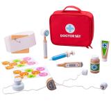 Dřevěné hračky Tidlo Doktorský kufřík