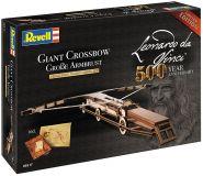 Leonardo da Vinci Giant Crossbow - Obří samostříl
