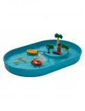 PlanToys Vodní hra s jezírkem