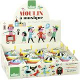 Dřevěné hračky Vilac Muzikální hrací skříňka Ingela 1 ks