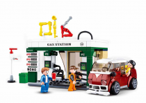 Sluban Town M38-B0759A Servis a prodejna aut