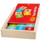 Dřevěné hračky Bigjigs Toys Počítání v krabičce
