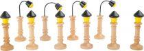 Small Foot Železniční osvětlení