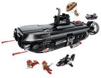 Qman Combat Zone 1730 Přepadení ponorky