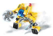Qman The Legend Of Chariot 1408-7 Robot Ninja