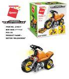 Qman Squros Extreme Changeable 2102-7 Motorka Wildhorse 3v1