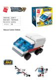 Qman Trans Collector 3v1 2104-7 Záchranářské auto Carrier 3v1