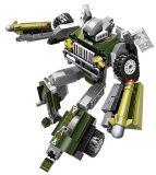 Qman Blast Ranger 3307 Jungle Lurker