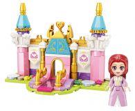 Qman Princess Leah 2613 Zámek 1 část