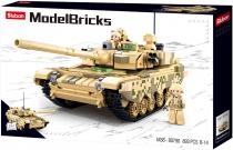 Sluban Model Bricks M38-B0790 Hlavní Bitevní tank